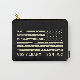 USS Albany Carry-All Pouch