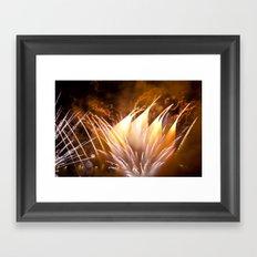 Efflorescence 6 Framed Art Print