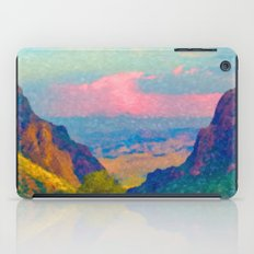 The Window at Big Bend National Park iPad Case