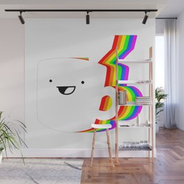 Drawfee Supports Wall Mural