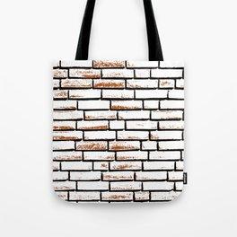 Brick wall 1 Tote Bag