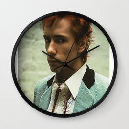 Reproduction Alternate Pistols Johnny Rotten Wall Clock
