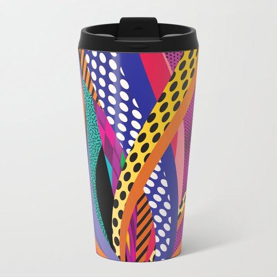 Leave a Trace Metal Travel Mug