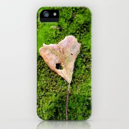 Steal my heart iPhone Case