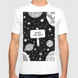Space for rent T-shirt
