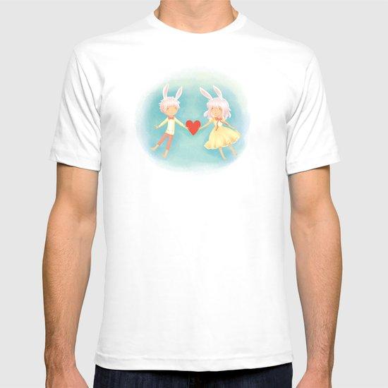 Bunny Hearts T-shirt