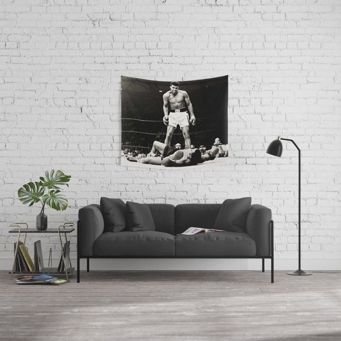 The Great Boxer Wall Tapestry