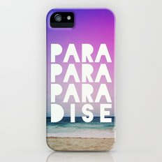PARADISE iPhone (5, 5s) Slim Case