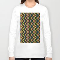 dna Long Sleeve T-shirts featuring DNA by Shkvarok
