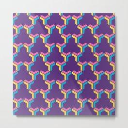 Kaleidoscope Kandy  Metal Print