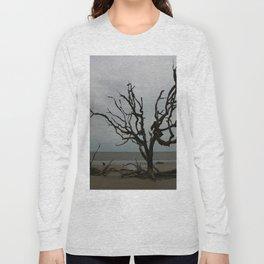 Ghost Tree Beach Long Sleeve T-shirt