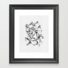 Art of Geometry 5 Framed Art Print