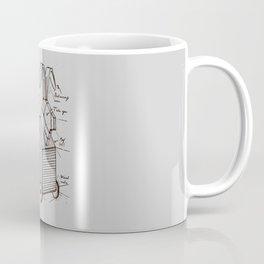 trojan rabbit Coffee Mug