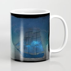 Ships and Stars Mug