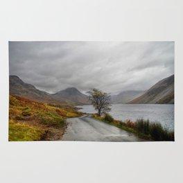 Wastwater Lake District Rug