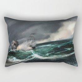 Pirate of the caribbean Rectangular Pillow