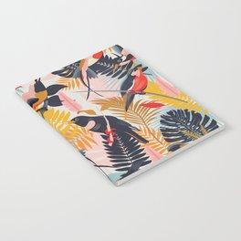 Paradise Birds II. Notebook
