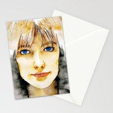 Francoise Hardy Stationery Cards