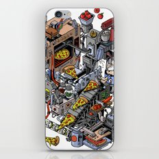 Pizza Machine iPhone & iPod Skin