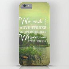 Adventure iPhone 6 Plus Slim Case