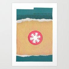 Winter Tales Art Print