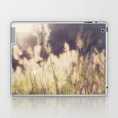 Golden Grass Laptop & iPad Skin