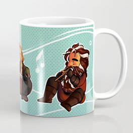 Ur dwarves and instruments Coffee Mug