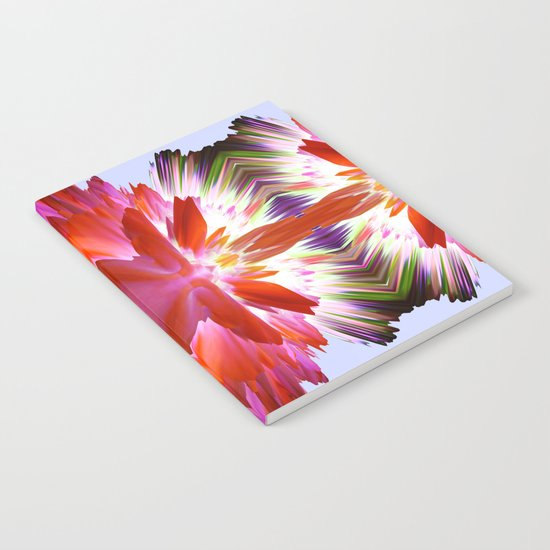 FLOWERS BOMB Notebook