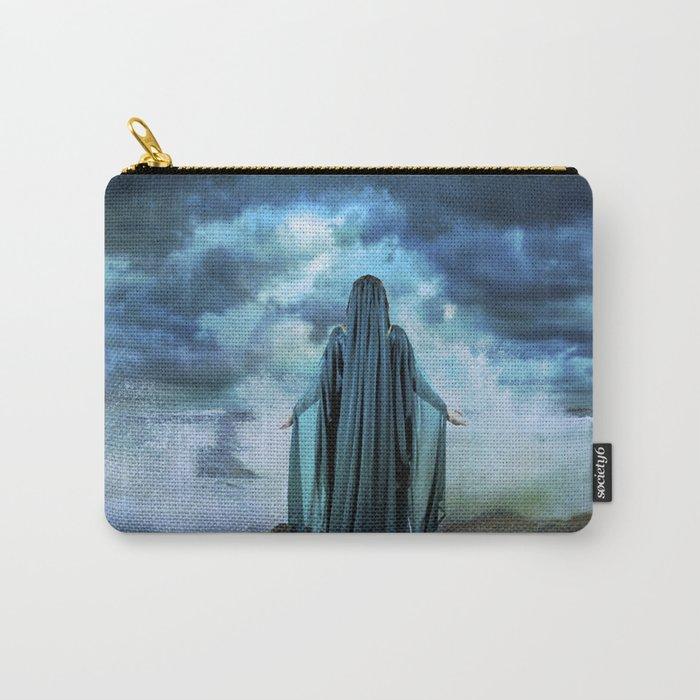Celtic Goddess Cessair Carry-All Pouch