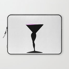 Sexy Champagne Glass Laptop Sleeve