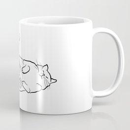 Fat Cat Coffee Mug