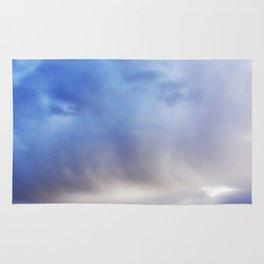 Watching Cloud Rug