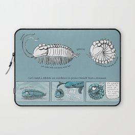Trilobite Enrollment poster Laptop Sleeve