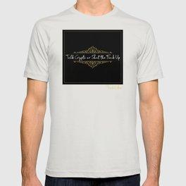 Talk Crypto of Shut the Fuxk Up T-shirt