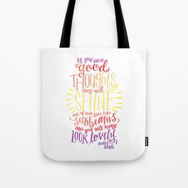 You Will Always Look Lovely [Roald Dahl] Tote Bag
