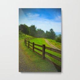 landscape north carolina Metal Print