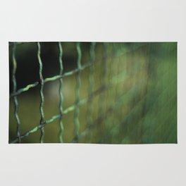 Old Grid Rug