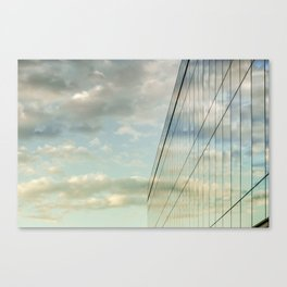 Over our heads …and within our hearts Canvas Print