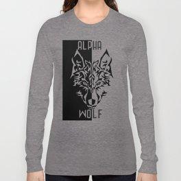 Alpha Wolf Long Sleeve T-shirt