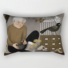 apothecary Rectangular Pillow