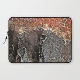 Red Capped Super Seven Laptop Sleeve