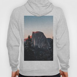 Last Light at Yosemite National Park Hoody