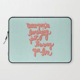 You're Amazing Laptop Sleeve