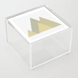 Mountains of Brass Acrylic Box