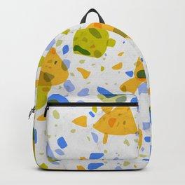 Terrazzo Heaven Pattern Backpack