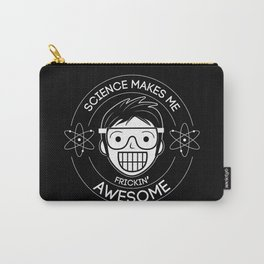 Frickin Awesome- Science Carry-All Pouch