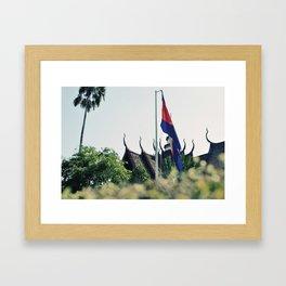 Cambodia Framed Art Print