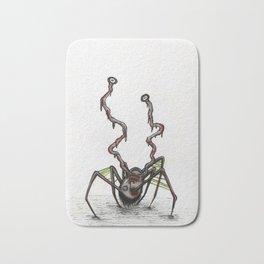 The Norris Spider Head Thing Bath Mat