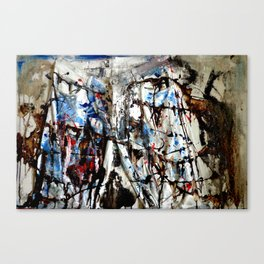Vaquero Stone Canvas Print