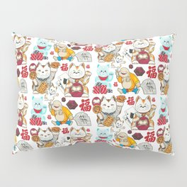 Super Lucky Pattern Pillow Sham